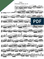 Kohler ESTUDIOS rom+ínticos op.66
