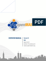 OpenMAINT OverviewManual ENG V100