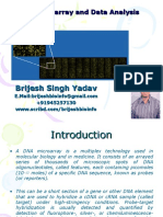 Dna Micro Array Basics