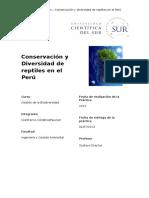 Reptiles Del Perú