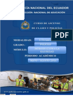 Modulo de Introduccion a La Seguridad