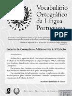 Encarte VOLP 5 Edicao Web