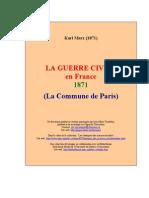 Guerre Civile France