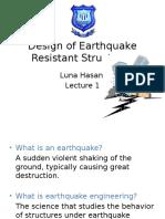 Introduction to Seismilogy