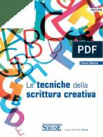 Le tecniche della scrittura creativa