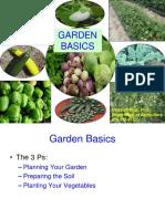 Garden Basics