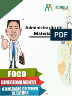 Administraçao de Enfermagem