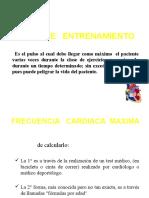 Practica Vii Pulso de Entrenamiento