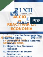 Acciones Para Reactivar La Economia