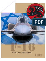 F-16a Israel Flying Dragon