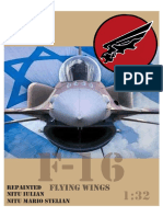 F-16a Israel Flying Wings
