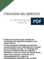 Clase i Fisiologia Del Ejercicio i (1)