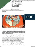 Congresso da Intersindical aprova filiação à Federação Sindical Mundial (FSM) _ Intersindical.pdf