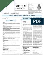 Boletin Oficial 03-05-10 - Primera Seccion