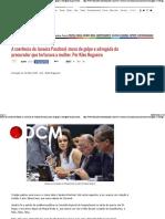 Diário do Centro do Mundo A coerência de Janaína Paschoal, musa do golpe e advogada do procurador que torturava a mulher. Por Kiko Nogueira.pdf