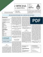 Boletin Oficial 03-05-10 - Segunda Seccion