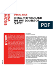China%2c the Yuan and the IMF