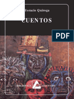 Cuentos Horacio Quiroga