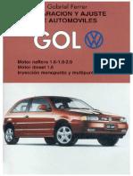 Volkswgen Gol - Manual de Taller