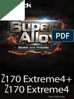Z170 Extreme4