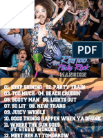 Digital Booklet - Party Rock Mansion