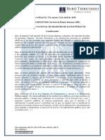 RO# 730 - Se Incorpora Al SRI Como Parte Integrante Del SINARDAP (12 Abril 2016)