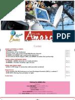 NewsletterAMARCAfrica No6 En