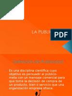 publicidadpresentacion, n° 1