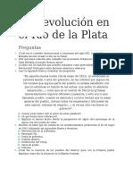 La Revolución en El Rio de La Plata
