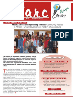 NewsletterAMARCAfrica No4 En