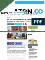 Se han recolectado 2.078 llantas en jornada de Llantatón en Montería