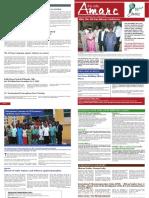 NewsletterAMARCAfrica No1 En
