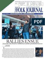 The Suffolk Journal 2/3/16