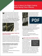 Precision Coating Technology Coating Tip Sheet