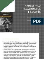 Hamlet y Su Relación a La Filosofía