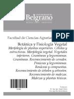 Botanica y Fisiologia Vegetal - Chiesa & Masoni