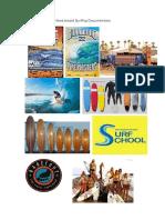 mood board surfing documentary