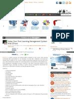 Www Unixmen Com Setup Learning Management System Efront