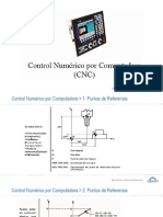 3.1 Programacion CNC - Puntos de Referencia