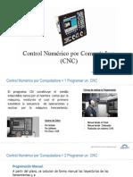 2.3 Programacion CNC - Elementos de Un Programa