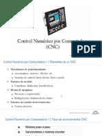 1.2 Programacion CNC - Elementos de Un CNC