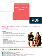 Renaissance Fashion