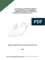Induccion a La Proteccion Civil