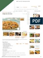 Salpicão - Cyber Cook, A Receita Ideal Para Sua Cozinha