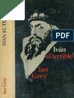 Ivan El Terrible - Ian Grey