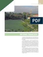 Informe financiero 2015