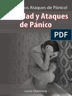 Ansiedad y Ataques de Panico