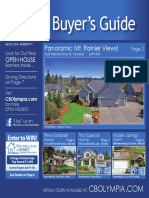 Coldwell Banker Olympia Real Estate Buyers Guide April 16th 2016