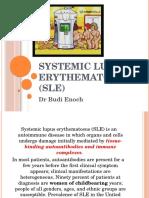SYSTRMIC LUPUS ERYTHEMATOSUS (SLE).pptx