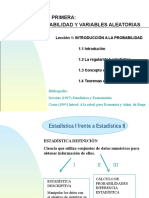 Estadística Research